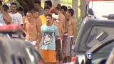 Brezilya'da cezaevinde çete savaşı