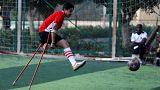 """""""Milagre"""", a equipa egípcia que não desiste do futebol"""