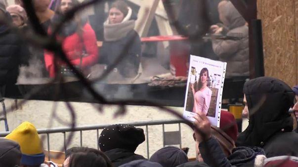 Vague d'indignation après le meurtre d'une avocate en Ukraine
