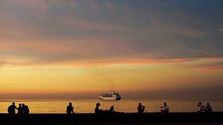 Malecón em risco por causa das alterações climáticas