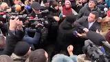 Οργή για τη δολοφονία δικηγόρου - ακτιβίστριας