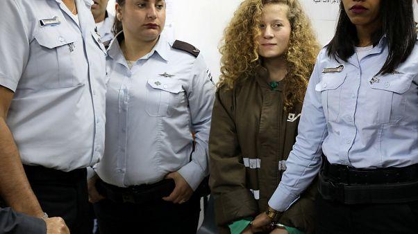 Παλαιστίνη: Ο πατέρας της 16χρονης Αχέντ Ταμίμι στο euronews