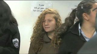Parla il padre di Ahed, la giovane in carcere per la Palestina