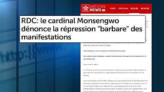 """Violenze in Congo, la condanna della Chiesa: è """"barbarie"""""""
