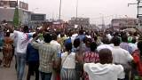 Catholic church in DR Congo condems violence