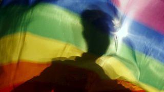 علم قوس قزح
