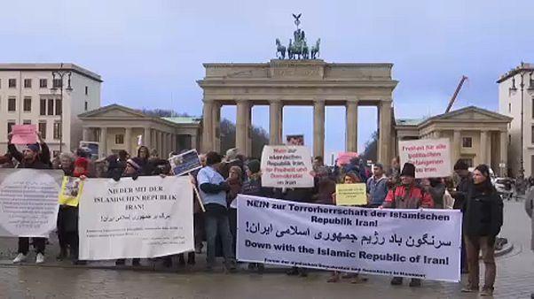 Αλληλεγγύη από την ιρανική διασπορά στους εξεγερμένους του Ιράν