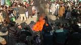 Anger in Pakistan over Trump tweet