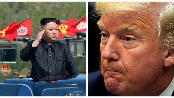 ترامب مهددا الزعيم الكوري بالنووي: زري أكبر من زرك وأقوى بكثير