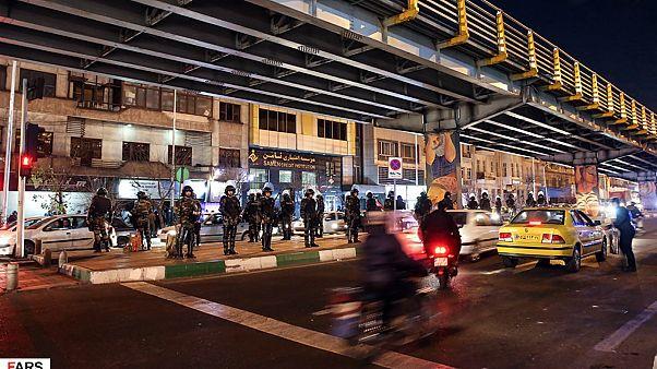 اعتراضها در ایران؛ فرمانده سپاه: فتنه ۹۶ پایان یافت