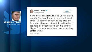 Trump possède un « plus gros » bouton nucléaire que celui de Kim Jong-Un