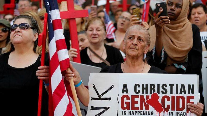 الولايات المتحدة: اطلاق سراح مهاجرين عراقيين أو عرضهم على القضاء من أجل افراج مؤقت