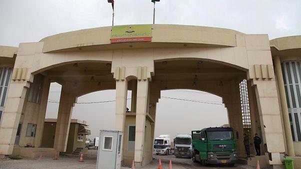 Ανοίγουν τα σύνορα Ιράν - Ιρακινού Κουρδιστάν