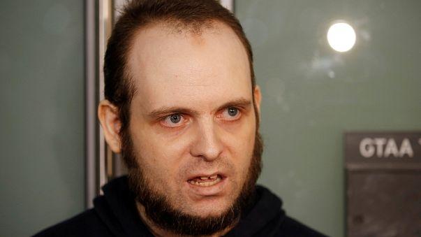 Former Taliban hostage Joshua Boyle arrested in Canada