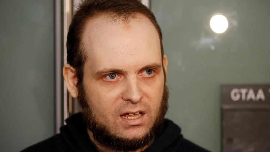 Former Taliban hostage Joshua Boyle arrested in Canada