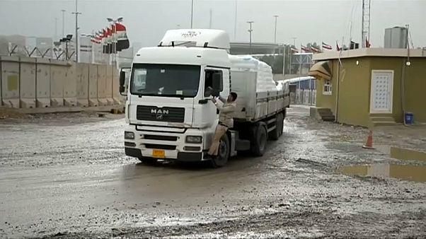 İran IKBY arasındaki sınır kapılarının tümü açıldı