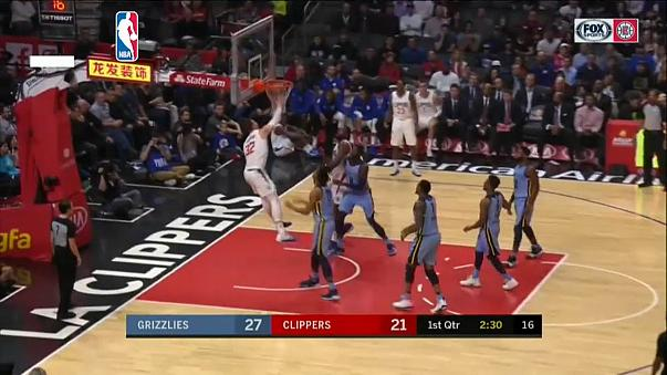 "НБА: триумф ""Клипперс"", дебют Айзеи Томаса"