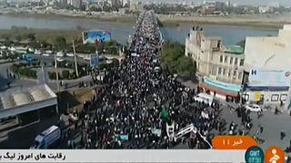 Le régime iranien répond aux émeutiers