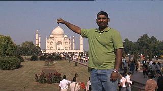 L'Inde limite le nombre de visiteurs au Taj Mahal