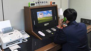 """Сеул-Пхеньян: """"горячая линия"""" открыта"""