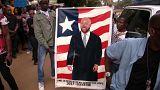 Weah: Liberya'nın önceliği tarım