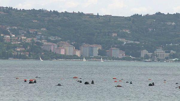 Eslovenia empieza a aplicar el fallo sobre la Bahía de Pirán