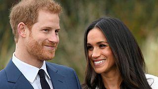Aranyat érő királyi esküvő