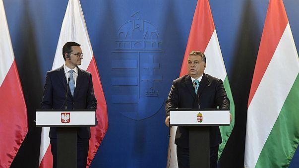 Elutasítja a menekültkvótát a jövőben is Budapest és Varsó