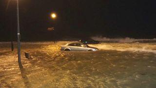 """Sturm """"Eleanor"""": Erhebliche Schäden in Irland und Großbritannien"""