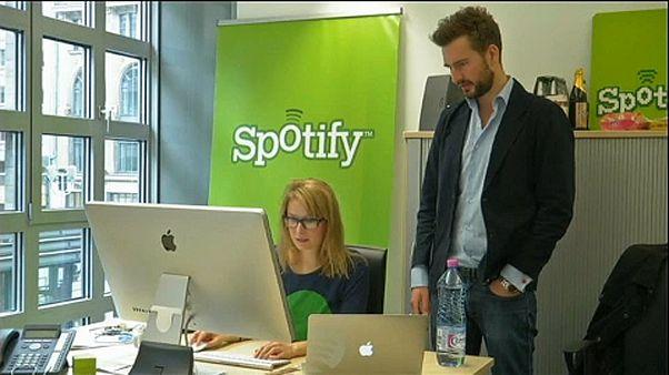 Másfélmilliárd dollárra perlik a Spotify-t