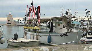 La Slovénie veut taxer les pêcheurs croates dans la baie de Piran
