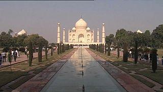La India limitará el número de visitantes al Taj Mahal