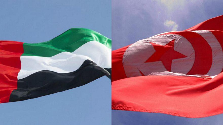 """الإمارات تتبنى استراتيجية """"هجومية"""" لتسيير الأزمة مع تونس"""