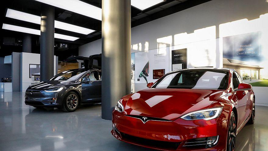 Tesla 3 ile ABD'deki en hızlı yolculuk rekoru kırıldı