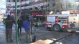 New York yangın faciasının yaralarını sarıyor