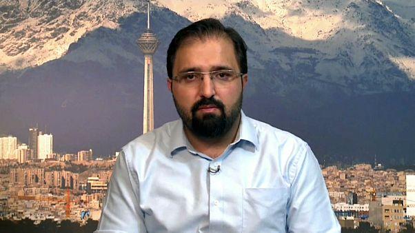 روایت خبرنگار یورونیوز در تهران از اعتراضات سراسری ایران