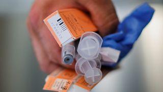 Kein Geld und die Grippe: Englands Krankenhäuser in der Krise