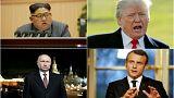 Nükleer butonu olan dünya liderleri