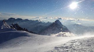 Mont Blanc ou Monte Bianco?