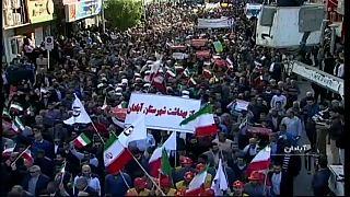"""L'Iran annonce la fin de la """"sédition"""""""