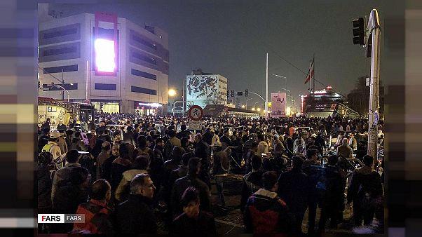 Ocho elementos detrás de las protestas en Irán