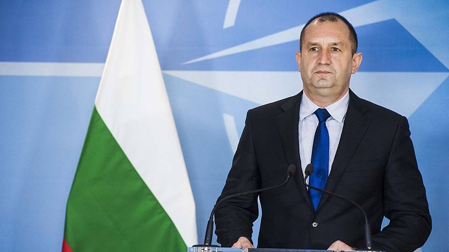 Президент Радев наложил вето на законопроект о коррупции