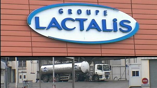 """Lo scandalo Lactalis sul """"Canard enchaîné"""""""