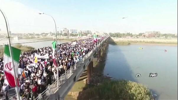 Протесты в Иране: кто виноват?
