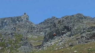 Two climbers die on Table Mountain after tourist captures them on film