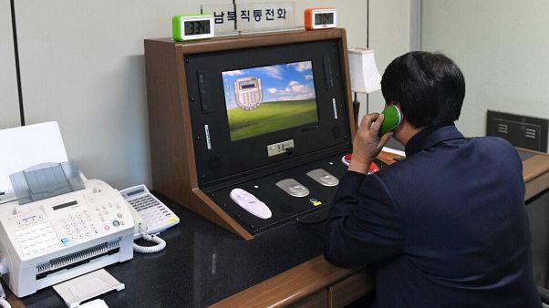 Les deux Corées rétablissent un contact direct en vue des JO