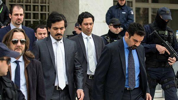 Ο Δ. Τζανακόπουλος στο euronews για τους 8 Τούρκους αξιωματικούς