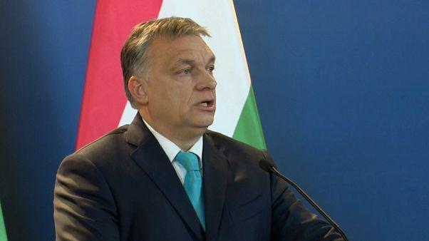 """Orbán: """"La política migratoria europea ha fracasado de forma espectacular"""""""