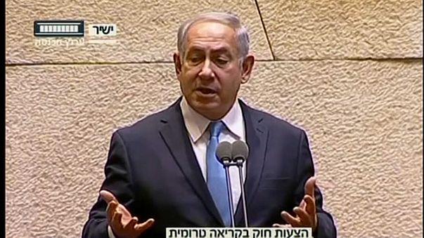 Israele: votata in parlamento la pena di morte per i terroristi