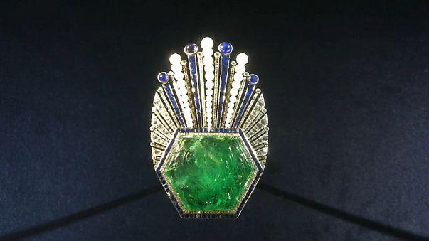 Roban en Venecia joyas de la colección Al Thani